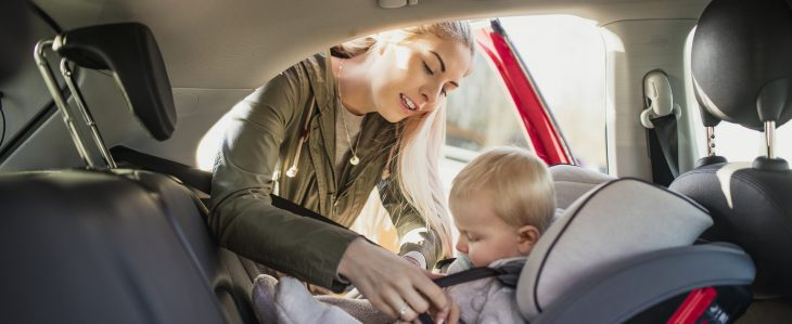 Think twice about upsizing your car or house if you're concerned about affording a second child.