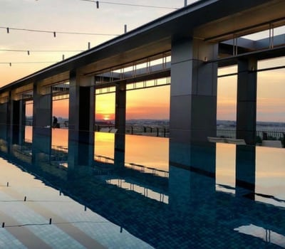 The Instagrammers Guide To Apartments in Washington, DC | Photo-Ops in Washington, DC | Agora at the Collective